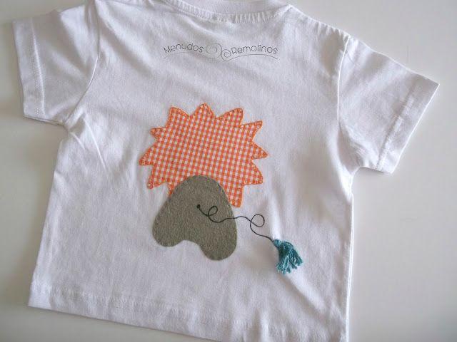 Es tiempo de camisetas remolineras para bebés y niños