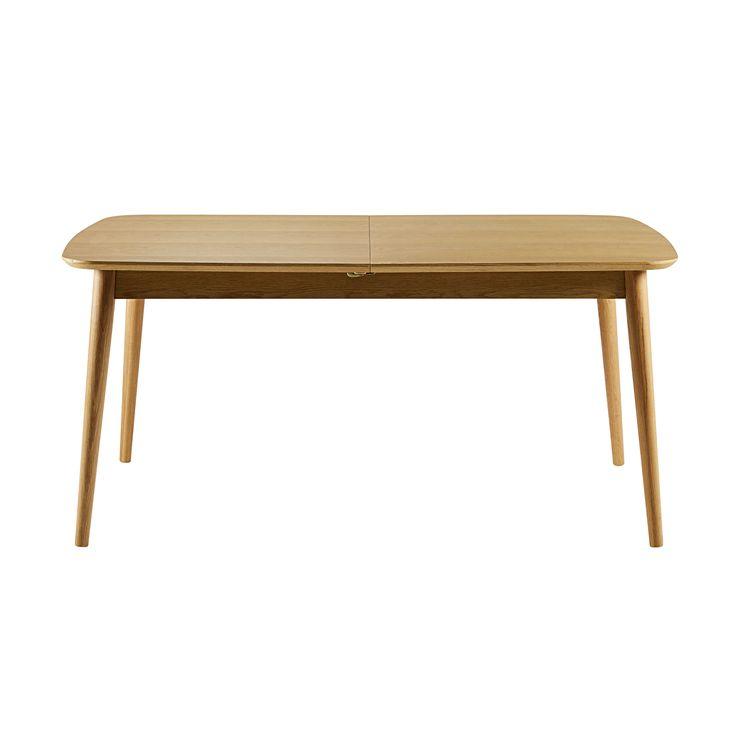 1000 id es propos de table rallonge sur pinterest rallonges rallonge de - Solde table a manger ...