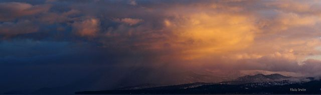 incredible sunset | Hale Irwin