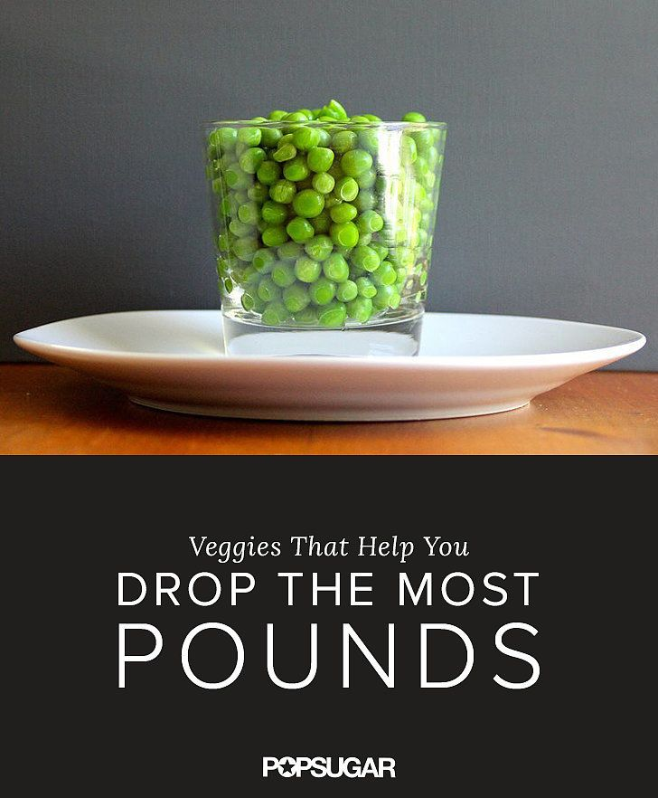 Veggies That Help You Drop the Most Pounds