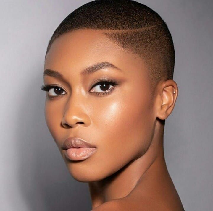 Pin On Low Cut Hairstyles