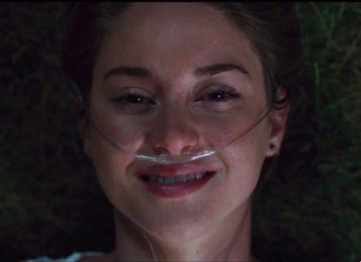 """It's a good life, Hazel Grace. Okay?"" ""Okay."" Augustus ..."