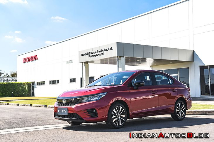 Exclusive 2020 Honda City Recalled In Thailand Deliveries Put On Hold In 2020 Honda City Honda Nissan Sunny