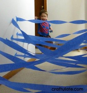 Fun Indoor Activities for Toddlers - Paper Web