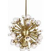 Found it at Wayfair - Jonathan Adler Sputnik 18 Light Pendant