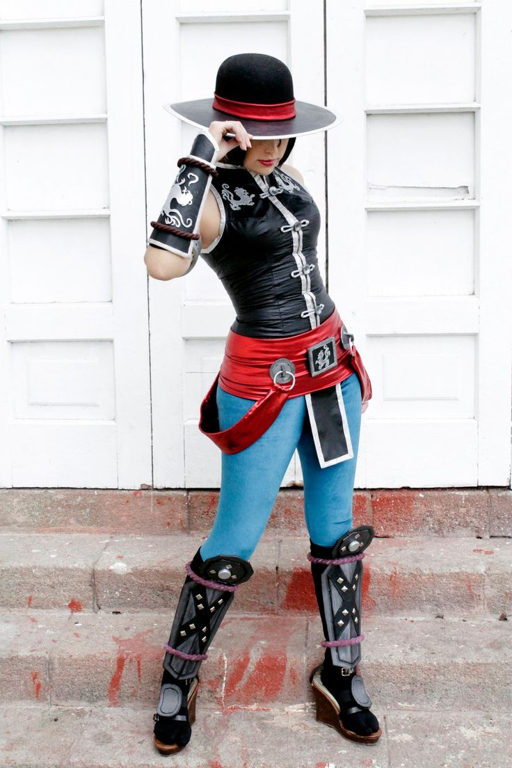 Kung Lao #Genderbent - Mortal Kombat (Photo setO