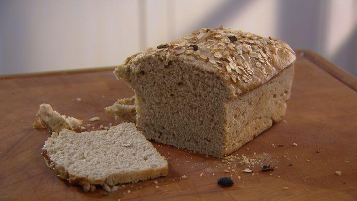 Speltbrood door Piet Huysentruyt in  Smakelijk! op VIER