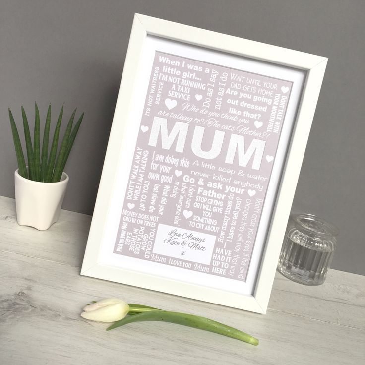 Personalised Mothers Day Gift,Mothers Day Gift,Mothers Day,Personalised Mum Print,Mum Print,Funny Mum Print,Funny Mum Quotes,Mum Wall Art by QuaintlyKate on Etsy https://www.etsy.com/uk/listing/501849582/personalised-mothers-day-giftmothers-day