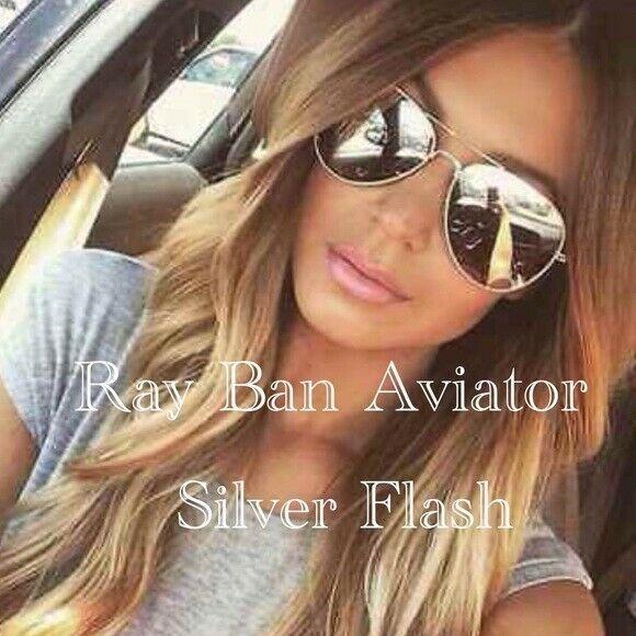 ray ban aviator polarized sale