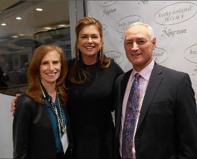 11092016 Kathy Ireland Talks Rugs, Retail and Her Growing Partnership with Nourison | Article | News Archives | Rug News