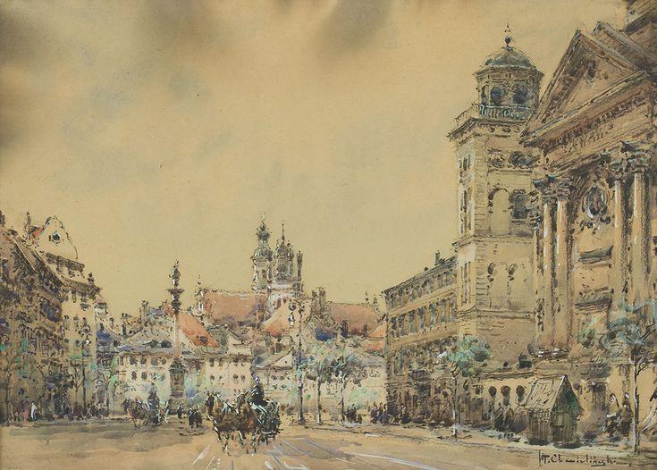 Krakowskie Przedmieście Władysław CHMIELIŃSKI (STACHOWICZ)