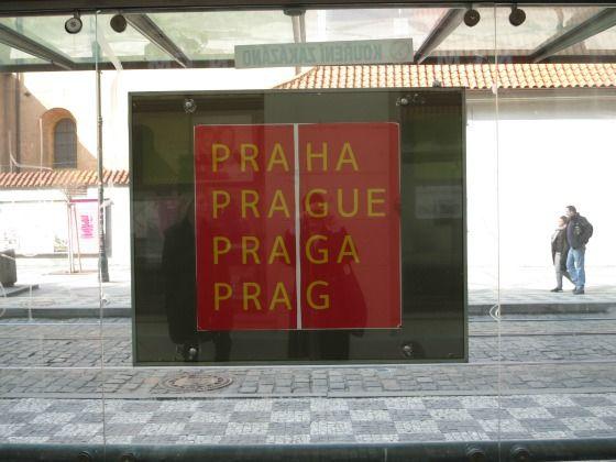 Yoga & Restaurants in Prag, gefunden bei www.kaerlighed.de