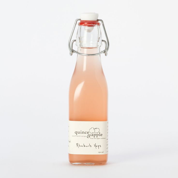 Rhubard Syrup: Food Gifts, Apples Packaging, Ice Cream, Rhubarb Syrup, Citrus Syrup, Rhubard Syrup, Pretty Packaging, Syrup Add, Food Lovers