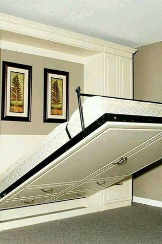 Kaybolan yatak tasarımları