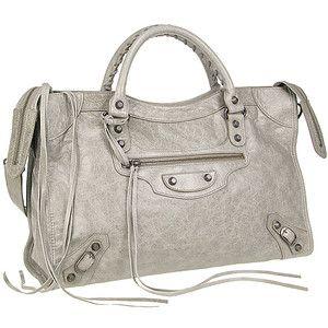 Balenciaga City Bag in galet - F/W Collection 2009