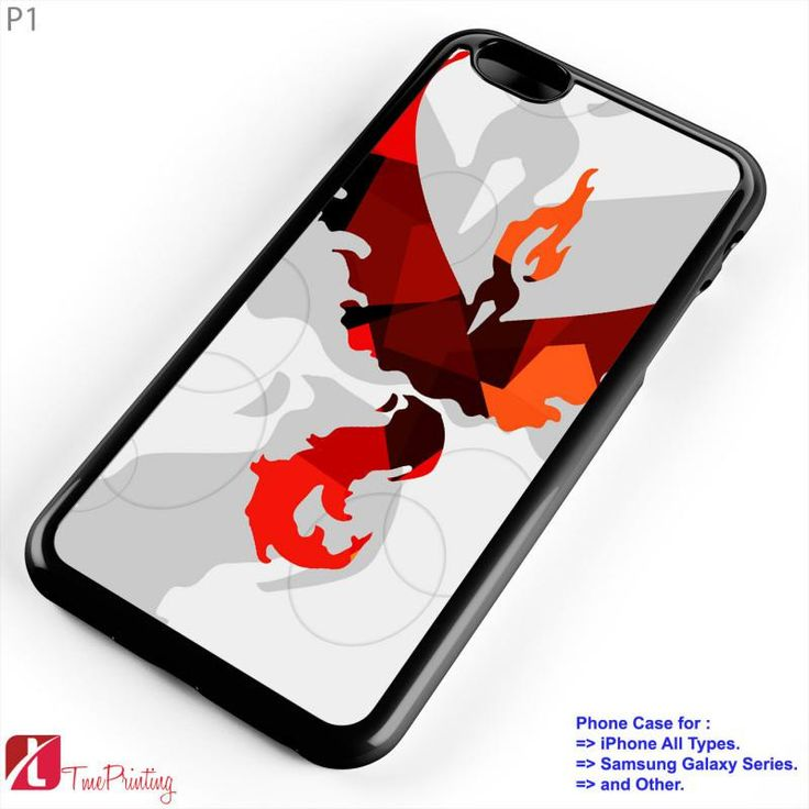 Pokemon GO Team Valor - Personalized iPhone 7 Case, iPhone 6/6S Plus, 5 5S SE, 7S Plus, Samsung Galaxy S5 S6 S7 S8 Case, and Other
