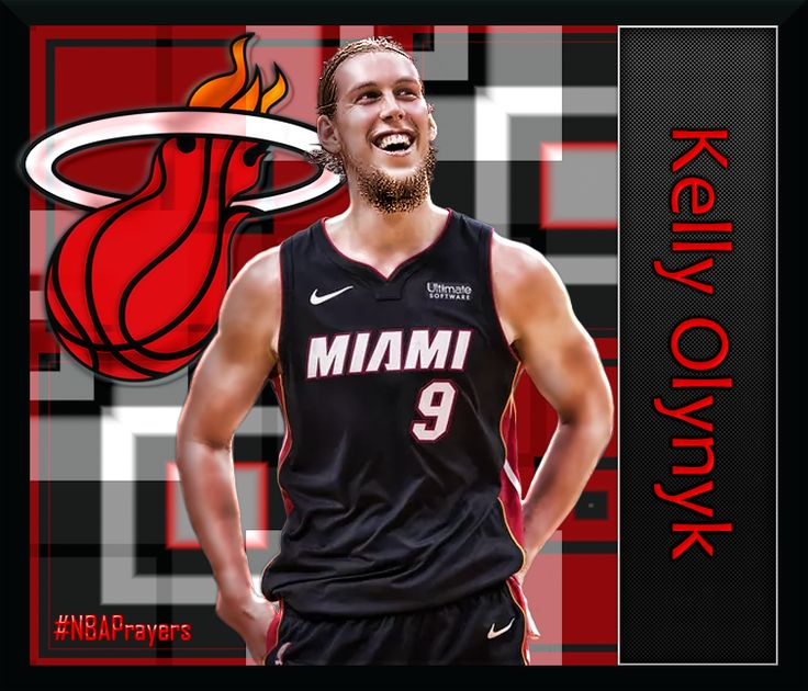 NBA Player Edit - Kelly Olynyk