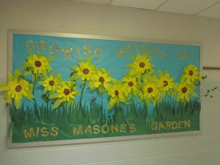 Best 25+ Sunflower bulletin board ideas on Pinterest ...
