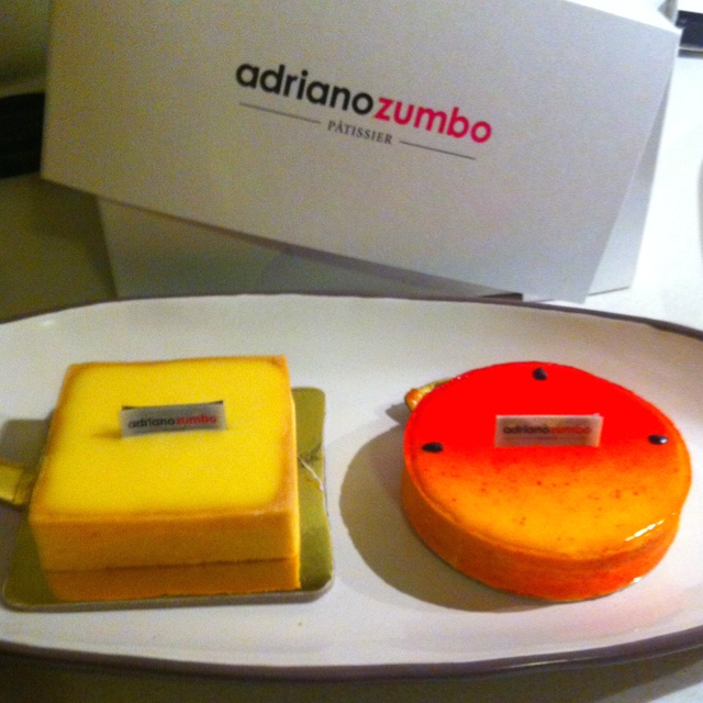 Adriano Zumbo ....your an evil man but I love you!!