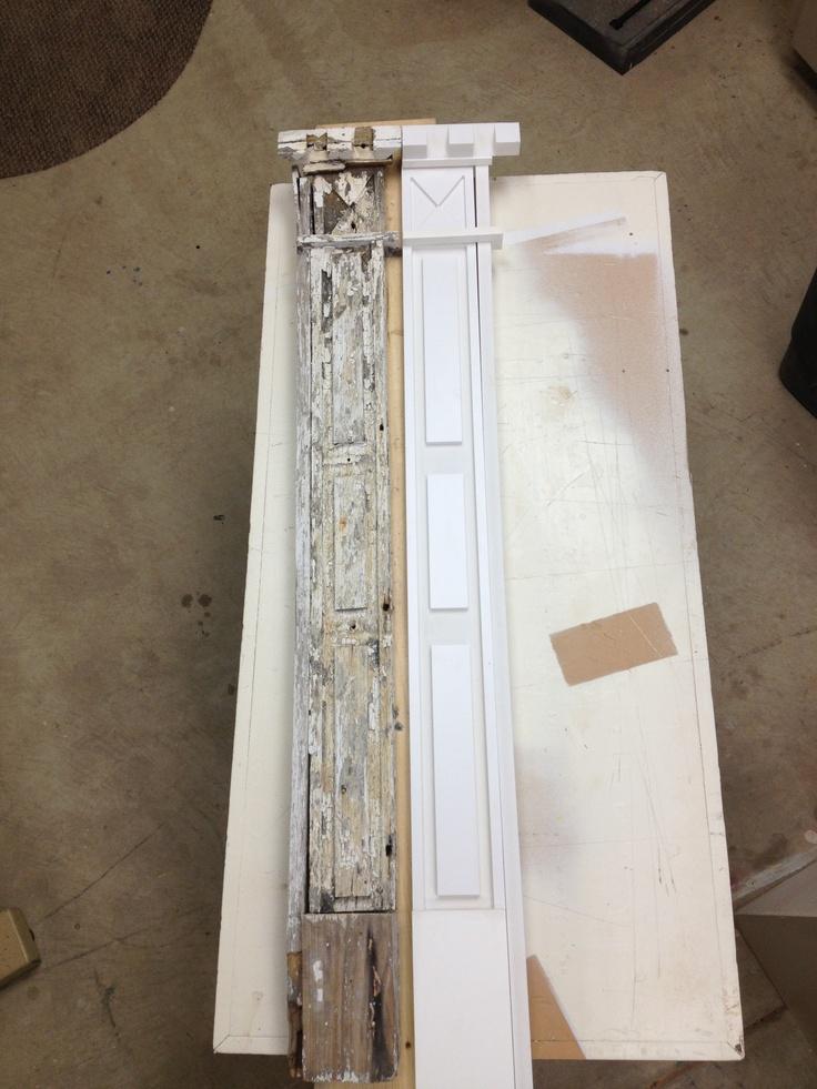 cnc machinist resume%0A CNC machine replica of a rundown door frame