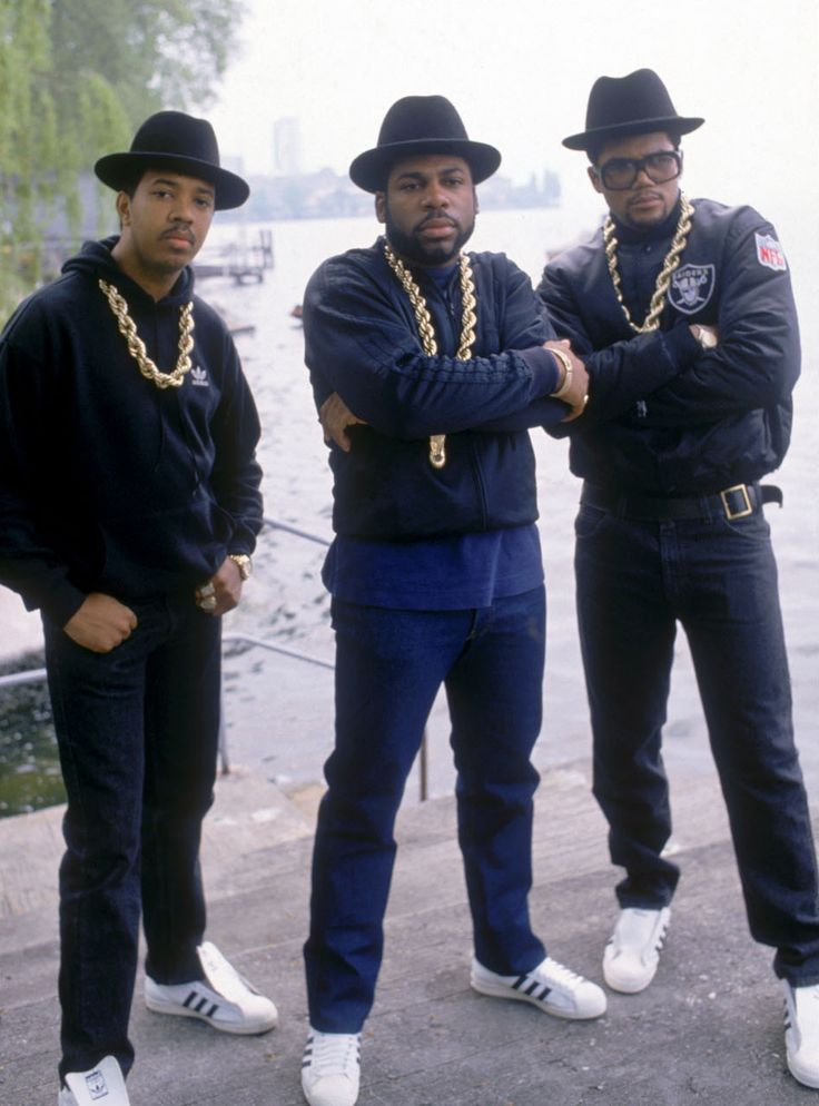 """Run–D.M.C. is an American hip hop group from Hollis, Queens, New York, founded in 1981 by Joseph """"Run"""" Simmons, Darryl """"D.M.C."""" McDaniels, and Jason """"Jam-Master Jay"""" Mizell"""