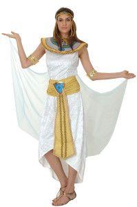 Déguisement reine Egyptienne pour votre soirée. deguisement egyptienne Ce déguisement complet de reine d'Egypte se compose 5 accessoires indispe