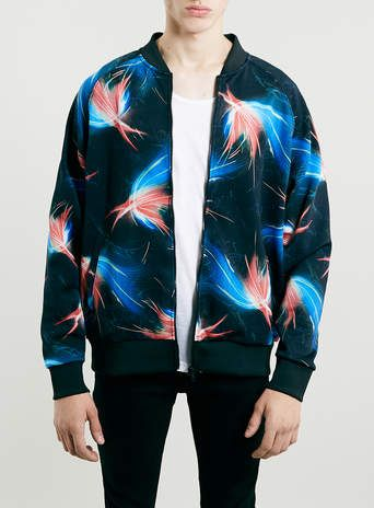 126 best Printed Jackets images on Pinterest