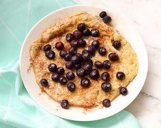 Banaan Havermout Pannenkoek (maak van je ontbijt een feestje)