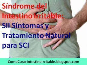Como Curar el Sindrome del Intestino Irritable: Síndrome del Intestino Irritable (SII) o también conocido como Sindrome de Colon Irritable (SCI), se define como una enfermedad no inflamatoria del sistema digestivo caracterizada por dolor abdominal, alteración de los hábitos intestinales que consta de diarrea o estreñimiento o ambos, y ningún cambio patológico.