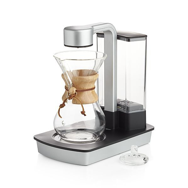 How Does Chemex Coffee Maker Work : New school meets old in this simply elegant automatic brewing system designed to work with the ...