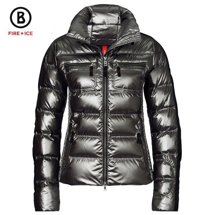 Bogner Fire + Ice LeonyD Metallic Ski Jacket (Women's