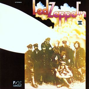 """Led Zeppelin II, Led Zeppelin - This album opens with one of the most exhilarating guitar riffs in rock & roll: Jimmy Page's searing stutter in """"Whole Lotta Love."""" But, Page told Rolling Stone, """"On the second LP, you can hear the real group identity coming together,"""" by which he meant the unified might of his own white-blues sorcery, John Bonham's hands-of-God drumming, Robert Plant's love-god howl and surprisingly tender lyrics, and John Paul Jones' firm bass and keyboard colors."""