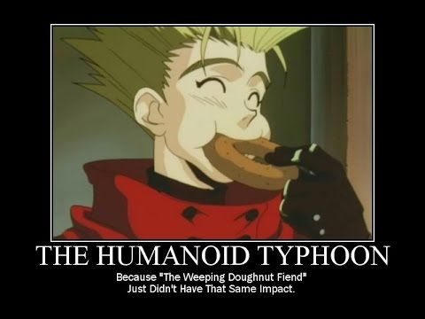Trigun Crack Reel
