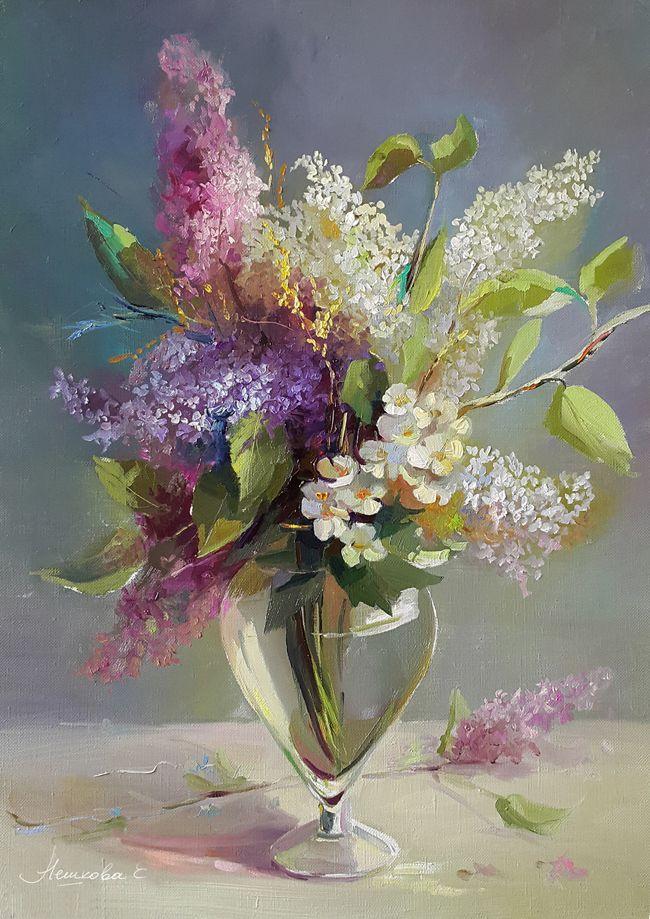 Ekaterina Neshkova Art живопис