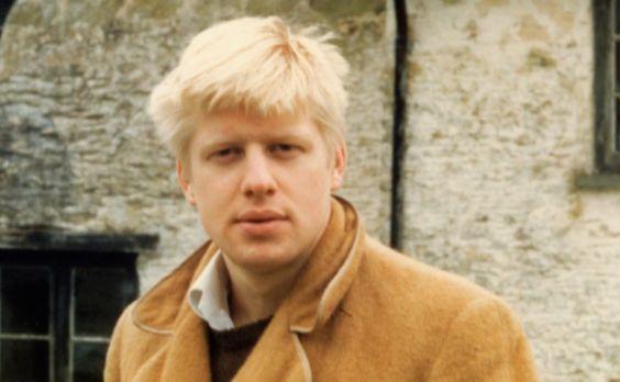 Boris Johnson, during his time at Oxford.