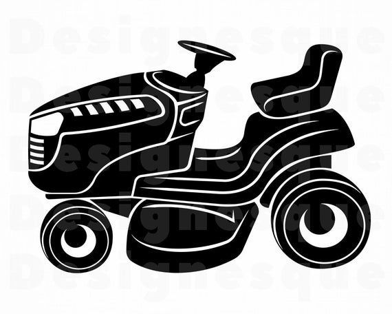 Lawn Mower Tractor 3 Svg Lawn Mower Svg Landscaping Svg Lawn Mower Clipart Files For Cri Lawn Mower Tractor Lawn Mower Tattoo Lawn Mower