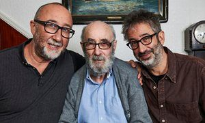 David Baddiel - The Trouble with Dad