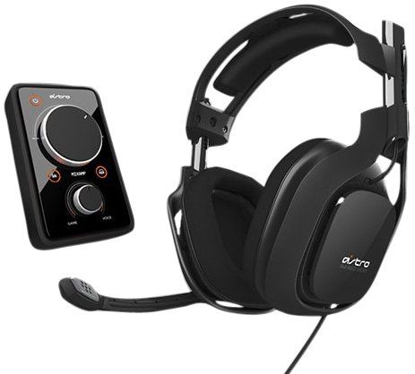 Astro Gaming A40 Audio System (Black), 2015 Amazon Top Rated Headsets #VideoGames