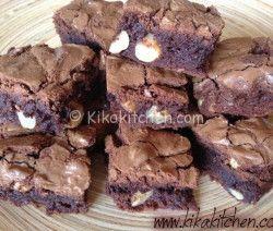 brownies ricetta americana