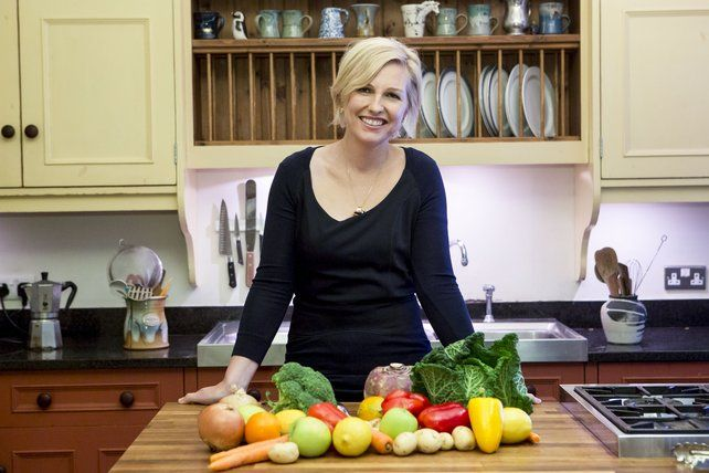 Domini Kemp, The Irish Times food columnist and owner of Alchemy restaurant in Dublin, is always keen to share healthy versions of our favourite recipes and here's one the whole family will thank you for.