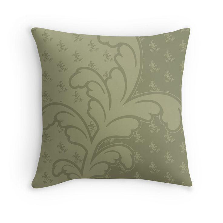 Ferny Moss - Pillow