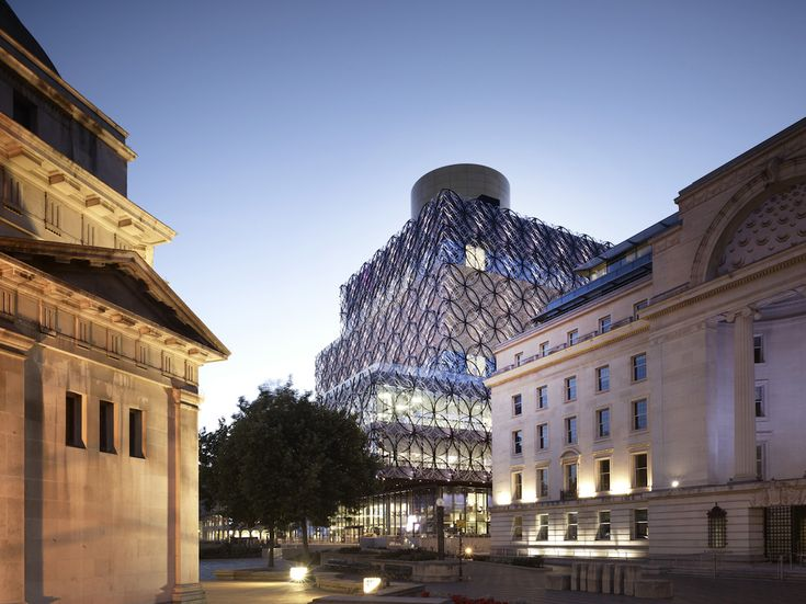 Biblioteca Di Birmingham Necessary #204