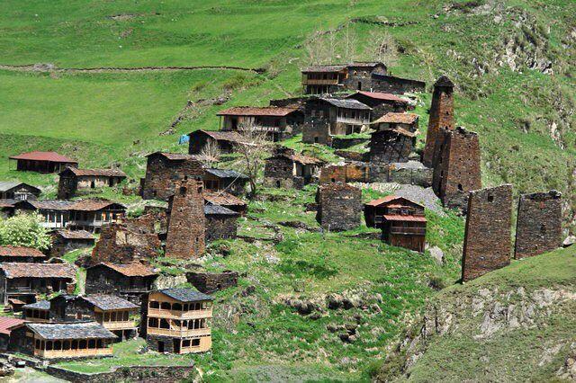 Georgia-Tusheti