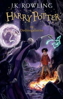 Harry Potter 7 - Harry Potter og Dødsregalierne af J. K. Rowling