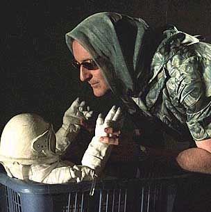 Dark side of the Moon - Robert Lepage. Teatro Albéniz de Madrid