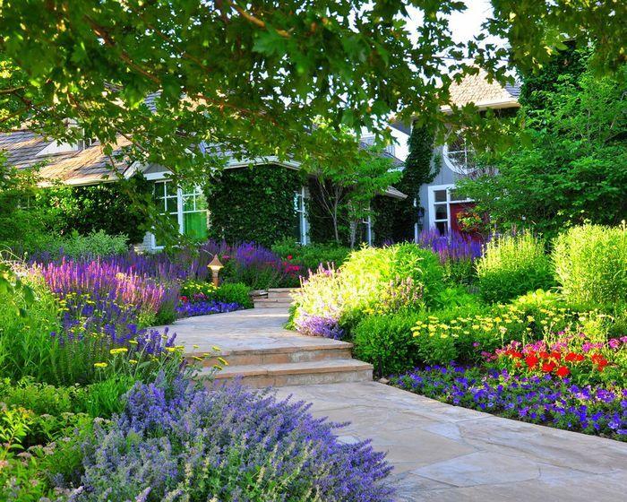 Topp fem hage trender 2016, bør være klar over hver sommer bosatt