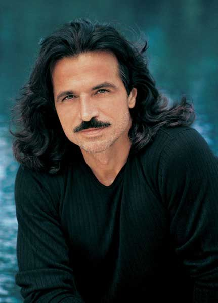 Yanni, Composer/Musician/Producer(and sometime vocalist)...Thank you, it is always good to discover new experiencesx