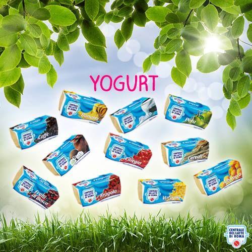 La Centrale del Latte di Roma offre una gamma completa di #yogurt naturali e genuini...ce n'è uno per ogni gusto! Scoprite il vostro preferito: http://www.centralelattediroma.it/tipologia/yogurt/
