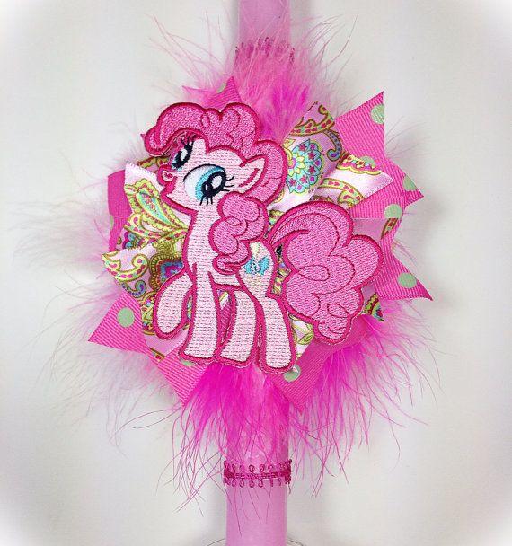 My Little Pony - Greek Easter Candle (Lambatha) on Etsy, $24.00