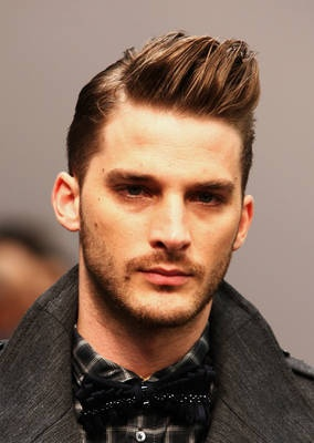 Excellent 1000 Ideas About 1950S Mens Hairstyles On Pinterest Hairstyles Short Hairstyles Gunalazisus